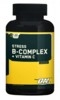 Optimum Nutrition Stress B-complex + vitamin C